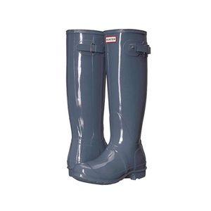 Hunter Rain Boots - Original Tall Glossy